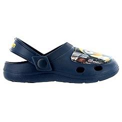 Despicable Me - Boys' blue sandals