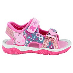 Peppa Pig - Girls' pink sandals