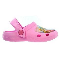 Disney Princess - Girls' pink sandals