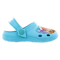 Disney Frozen - Girls' lilac sandals