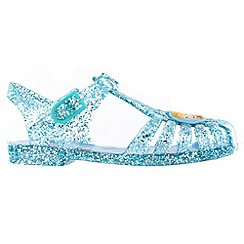 Disney Frozen - Girls' blue sandals