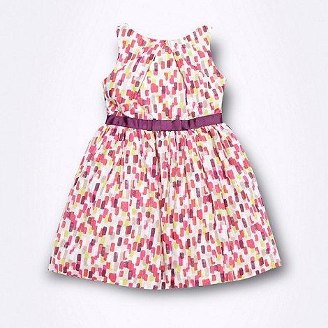 RJR.John Rocha - Designer girl+s pixel dress