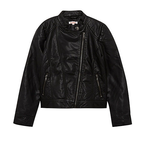 bluezoo - Black PU jacket