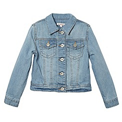 bluezoo - Girl's light blue denim jacket