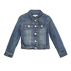 bluezoo - Girl's blue denim jacket