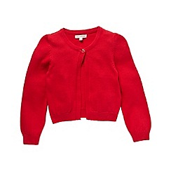 bluezoo - Girl's red cardigan