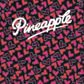 Pineapple - Girl+s pink heart three piece swim set Alternative 2
