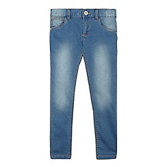 bluezoo - Girls' blue skinny jeans