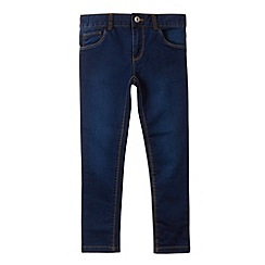 bluezoo - Girl's dark blue skinny jeans