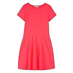 bluezoo - Girl's pink skater dress