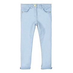 J by Jasper Conran - Designer girl's light blue skinny jeans