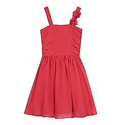 bluezoo - Girls' red prom dress
