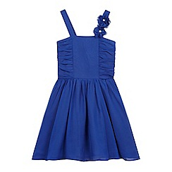 bluezoo - Girls' blue prom dress