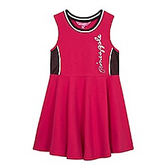Pineapple - Girls' pink sports dress