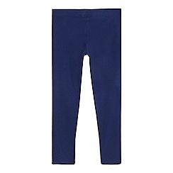 bluezoo - Girls' navy leggings