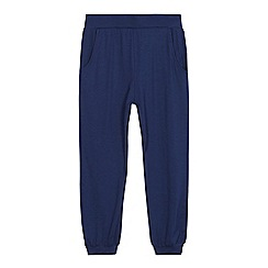 bluezoo - Navy jersey trousers