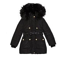 Black Girls Coat - Coat Nj