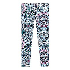 Star by Julien Macdonald - Girls' multicoloured gem print leggings