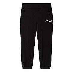 Pineapple - Girls' black harem trousers