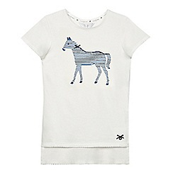 J by Jasper Conran - Girls' sequin horse tunic