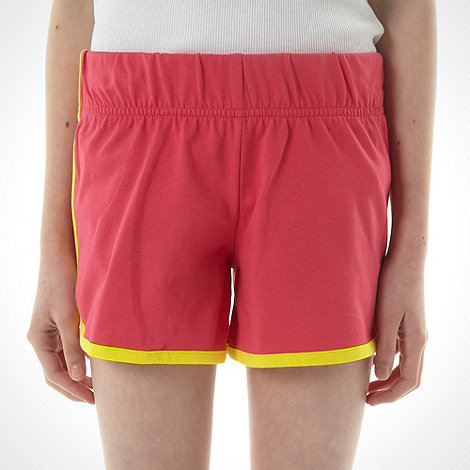 bluezoo - Girl+s pack of two multi shorts