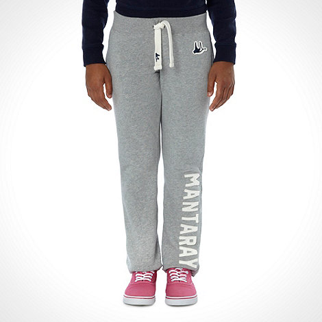 Mantaray - Girl+s grey skinny leg joggers