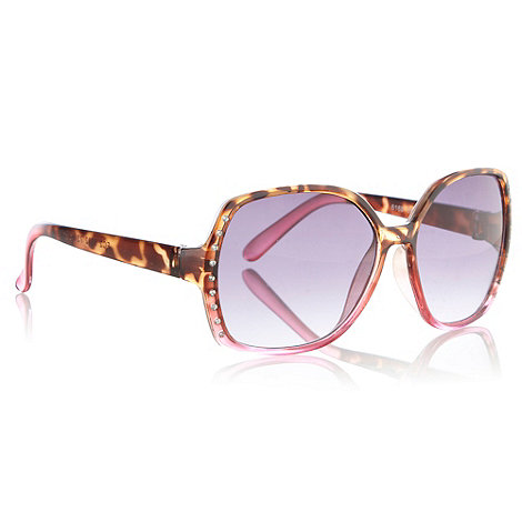 bluezoo - Girl+s brown tortoise shell sunglasses