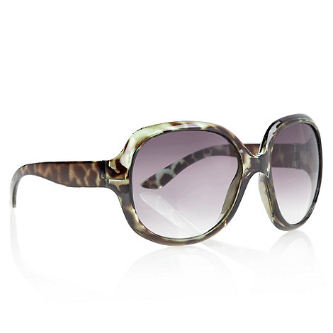 bluezoo - Girl+s green camouflage sunglasses