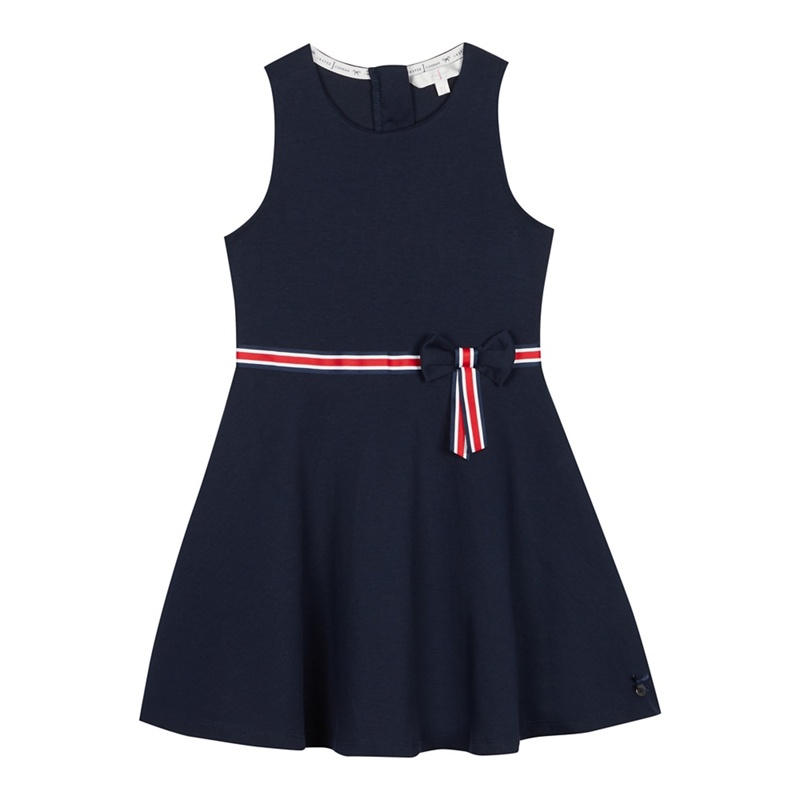 J BY JASPER CONRAN | J by Jasper Conran - Girls' Navy Ponte Dress | Goxip