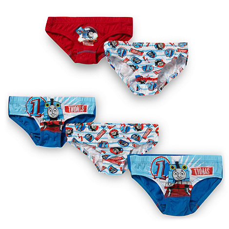 Thomas & Friends - Boy+s pack of five +Thomas The Tank Engine+ briefs