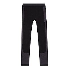 bluezoo - Boys' black base layer leggings