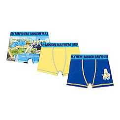 Despicable Me - Boys' assorted 'Minions' trunks