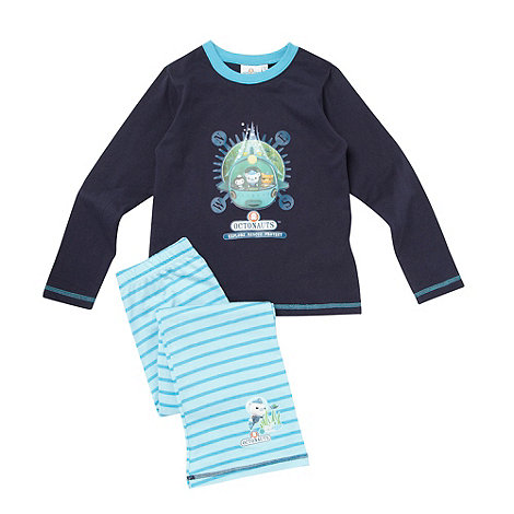 Octonauts - Boy+s blue +Octonauts+ pyjamas