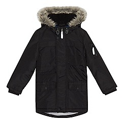 bluezoo - Boys' black parka
