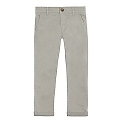 bluezoo - Boys' grey chinos