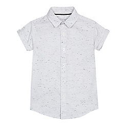 bluezoo - Boys' white neppy shirt