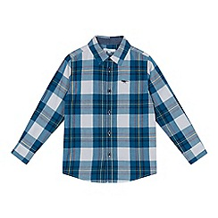 bluezoo - Boys' multi-coloured checked shirt
