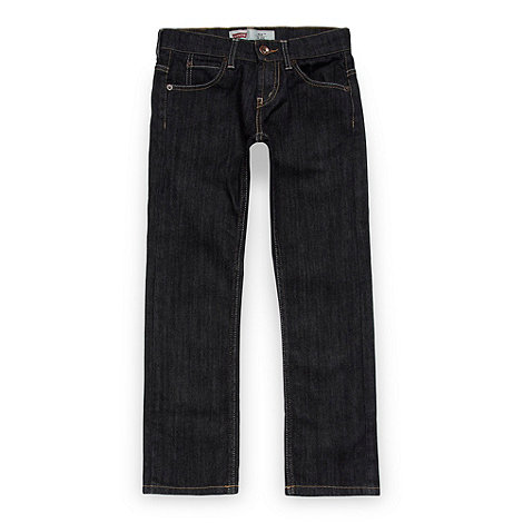 Levi+s - Boy+s navy 511 slim fit jeans