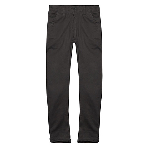 bluezoo - Boy+s teal chino trousers