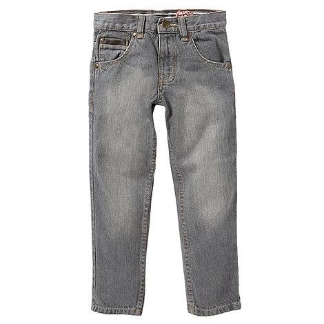 bluezoo - Boy+s grey skinny jeans
