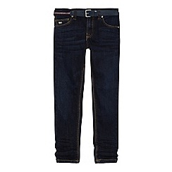 J by Jasper Conran - Boys' dark blue skinny jeans