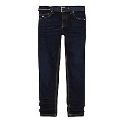 J by Jasper Conran - Boys' dark blue skinny jeans