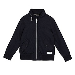 J by Jasper Conran - Boys' navy Harrington jacket