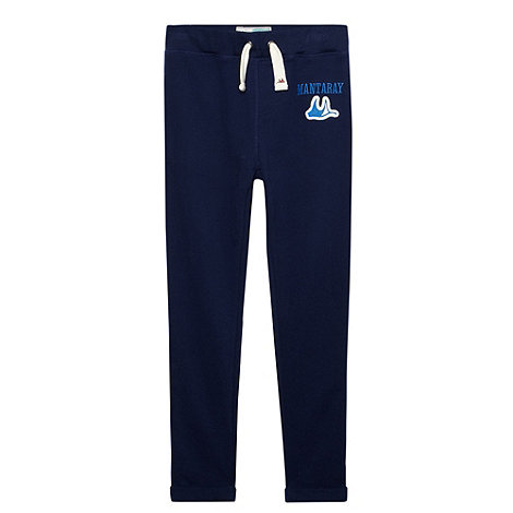 Mantaray - Boy+s blue skinny joggers