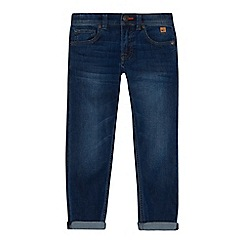 Mantaray - Boys' dark blue slim leg jeans