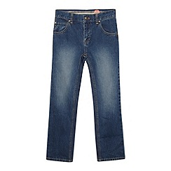 bluezoo - Boy's blue regular fit jeans