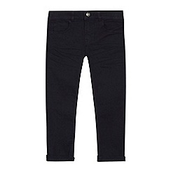 bluezoo - Boys' navy super skinny jeans