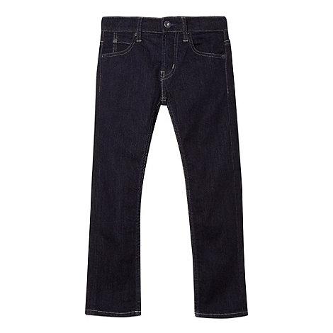 Levi+s - Boy+s blue 511 slim fit jeans