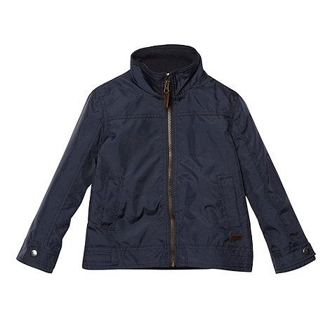 J by Jasper Conran - Designer boy+s navy jacket