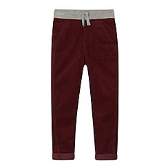 bluezoo - Boy's wine cord chinos
